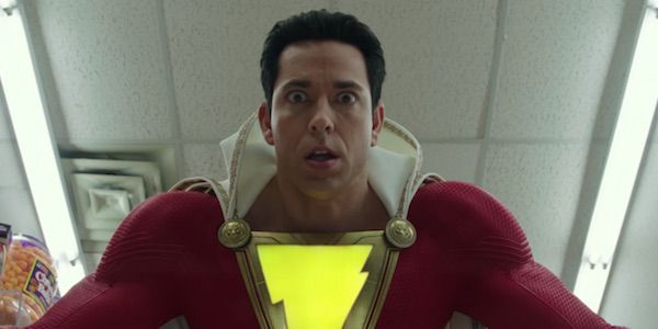 DC's Shazam Trailer Is Exciting And Hilarious