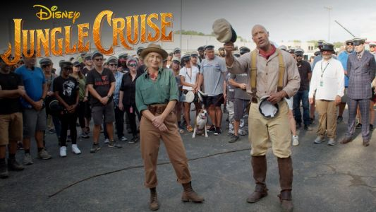 Disney's Jungle Cruise Wraps Filming with Cast & Crew Video