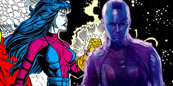 How Nebula Would Kill Thanos, According to Karen Gillan