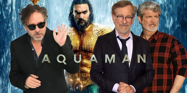 Aquaman's '80s Tone Inspired by Tim Burton, Steven Spielberg, & George Lucas
