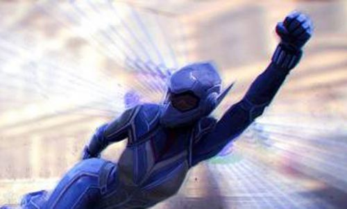 Hope Kicks Ass in New Ant-Man and The Wasp Concept Art