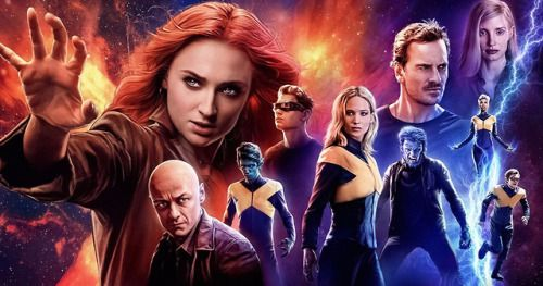 Dark Phoenix Ends Theatrical Run as Lowest Grossing X-Men Movie
