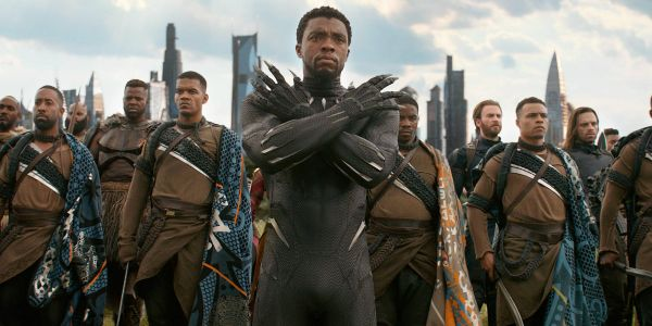 See More of the Avengers' Battle in Wakanda in New Infinity War Video