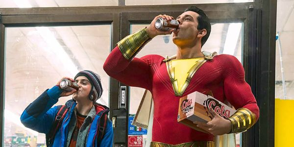 Shazam! Movie: Second Trailer Rated, May Be Coming Soon