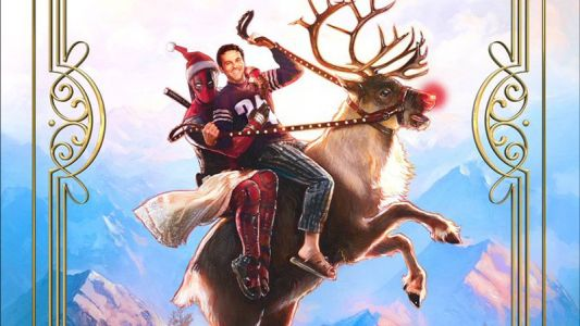 Ryan Reynolds Unveils Once Upon a Deadpool Poster