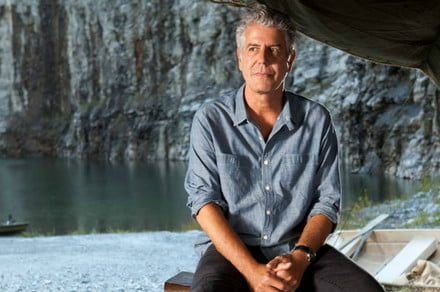 Celebrity chef and author Anthony Bourdain has died at age 61