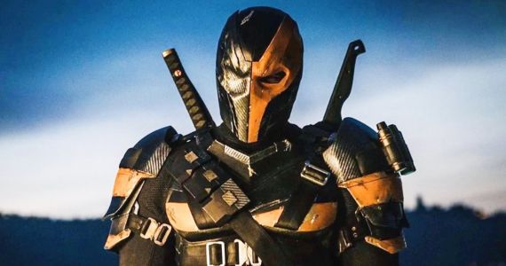 Deathstroke's Twist Role in Zack Snyder's Justice League Revealed
