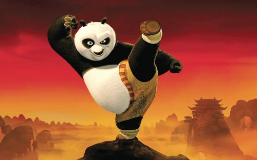 That Moment In 'Kung Fu Panda' When Po Gives Up The Dumpling
