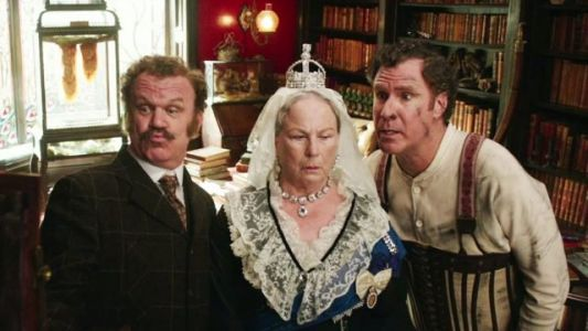 New Holmes & Watson Clip Reveals Why Selfies are Dangerous