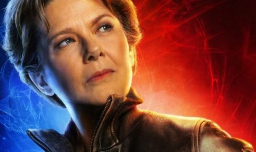New Captain Marvel Clip Reveals Annette Bening's Supreme Intelligence