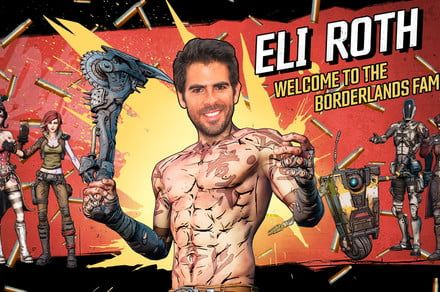 Eli Roth now set to direct Borderlands movie for Lionsgate