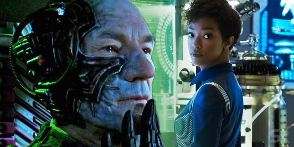About That Star Trek: Discovery Borg Theory