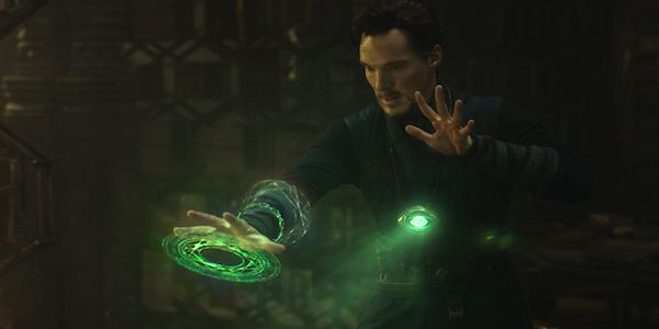 Scott Derrickson Officially Returning To Direct Doctor Strange 2