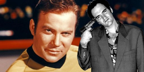 William Shatner Isn't Concerned About Tarantino's Star Trek Using Profanity