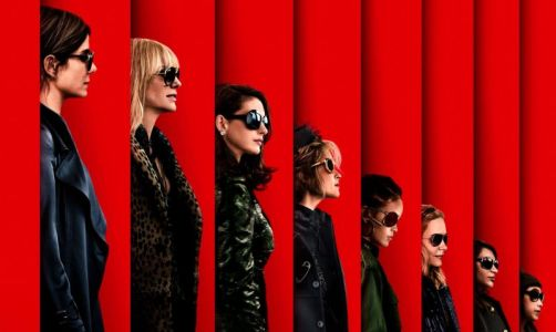 Watch the New Ocean's 8 Trailer!
