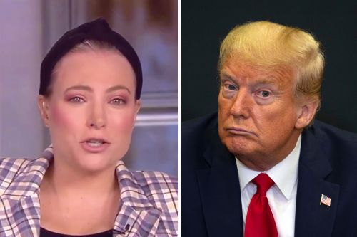 """Meghan McCain Says Trump's Twitter War is """"Kabuki Theater"""" on Both Sides: """"They're All Virtue Signaling"""""""
