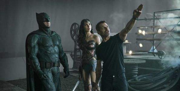 Zack Snyder's Original 'Justice League' Script Was Never Shot