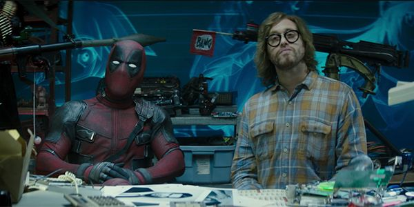 Deadpool 2 Almost Included A Funny Superhero Appearance