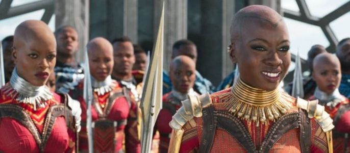 "The ""Dora Milaje"" of 'Black Panther': Celebrating the Black Women Behind the Camera of Marvel's New Film"