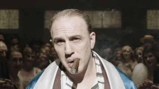 Tom Hardy Chomps on a Cigar as Al Capone in 'Fonzo' First Look