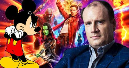 Marvel's Kevin Feige Sides with Disney's Decision to