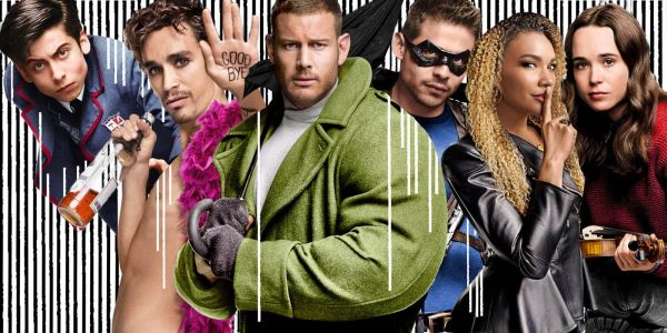 The Umbrella Academy Character & Powers Guide