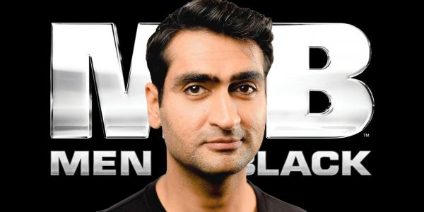 Kumail Nanjiani Confirmed as Alien Sidekick in Men in Black Spinoff