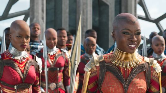 Danai Gurira On Her 'Black Panther' Role: 'She Protects What We Would Have Been'