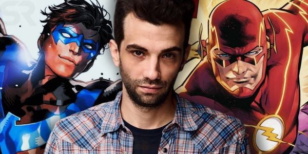 Jay Baruchel Joins DC For Nightwing, Batgirl, & Flash Stories