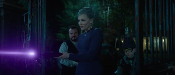 'The House with a Clock in Its Walls' Trailer: Cate Blanchett Really Hates Pumpkins