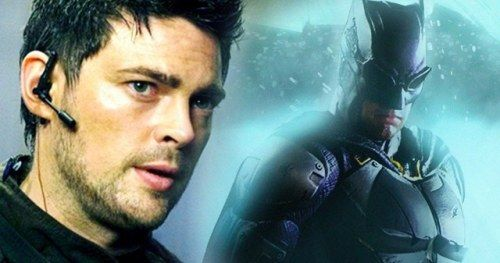 Does Karl Urban Want to Replace Ben Affleck as Batman?Star Trek