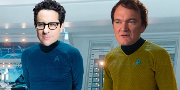 Karl Urban Says Tarantino's Star Trek Is What the Franchise Needs