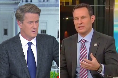 'Morning Joe' and 'Fox & Friends' Take Opposing Sides on Trump's '60 Minutes' Interview