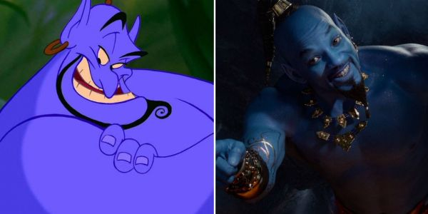 Aladdin: Will Smith Pays Tribute to Robin Williams' Genie