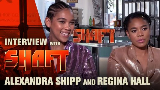 CS Video: Stars Hall & Shipp Talk Playing the Femme Fatale's of Shaft