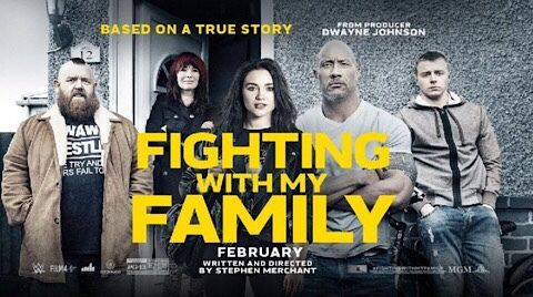 Fighting With My Family (2019) Review