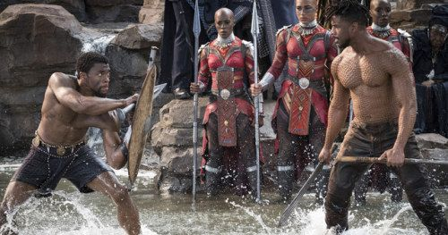 Black Panther Fan Petitions Netflix for Wakanda Origins TV