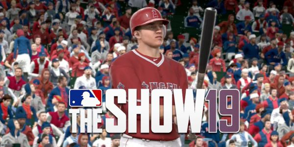 MLB The Show 19: What's Mike Trout Rated?
