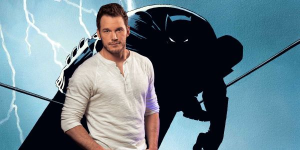 Chris Pratt Surprised to Discover He's Been Considered to Play Batman
