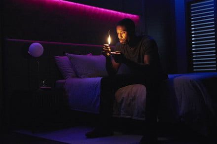 HBO drops a hot new teaser trailer for the upcoming 'Fahrenheit 451'