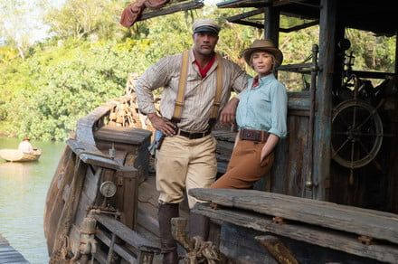 No Lion, the Skipper Is the Real King of the Jungle Cruise
