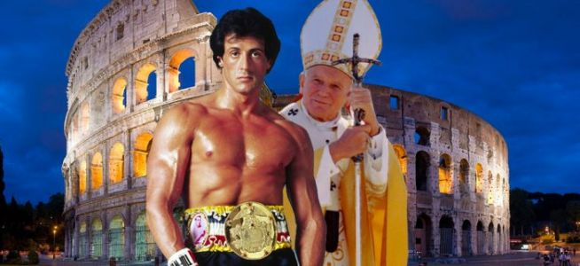 The Original 'Rocky III' Idea Had the Italian Stallion Hanging Out with the Pope