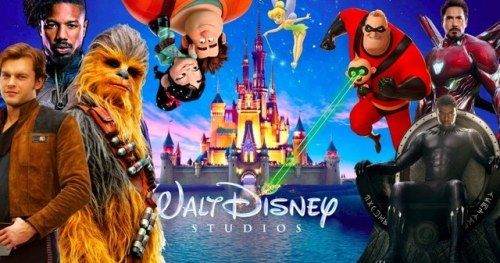 Disney Scores Another Record Breaking Year at the Box Office