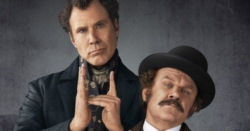 Holmes & Watson Heads to Blu-ray This Spring with Over 20