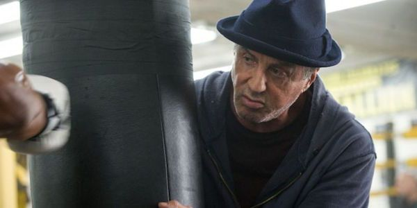 Sylvester Stallone Is Making His Own Superhero Movie