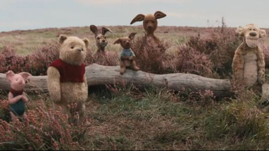 Disney's Christopher Robin Sneak Peek Has All The Adorable Animals