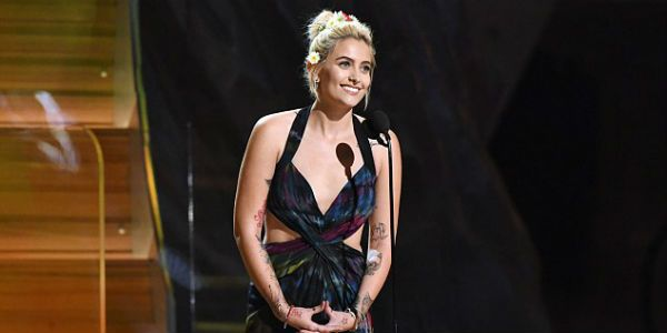 Paris Jackson Shares Home Video With Brother Prince