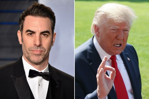 "Sacha Baron Cohen Responds To Donald Trump's 'Borat' Criticism: ""The Whole World Laughs At You"""