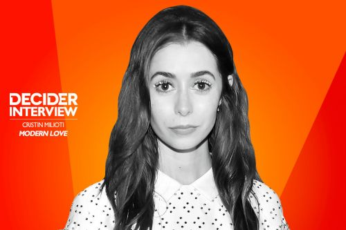 'Modern Love' Made Cristin Milioti Go Through 70 Costumes - and a Pregnancy - in 8 Days Flat