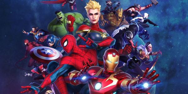 Marvel Ultimate Alliance 3 Returns After A Ten-Year Series Absence In July